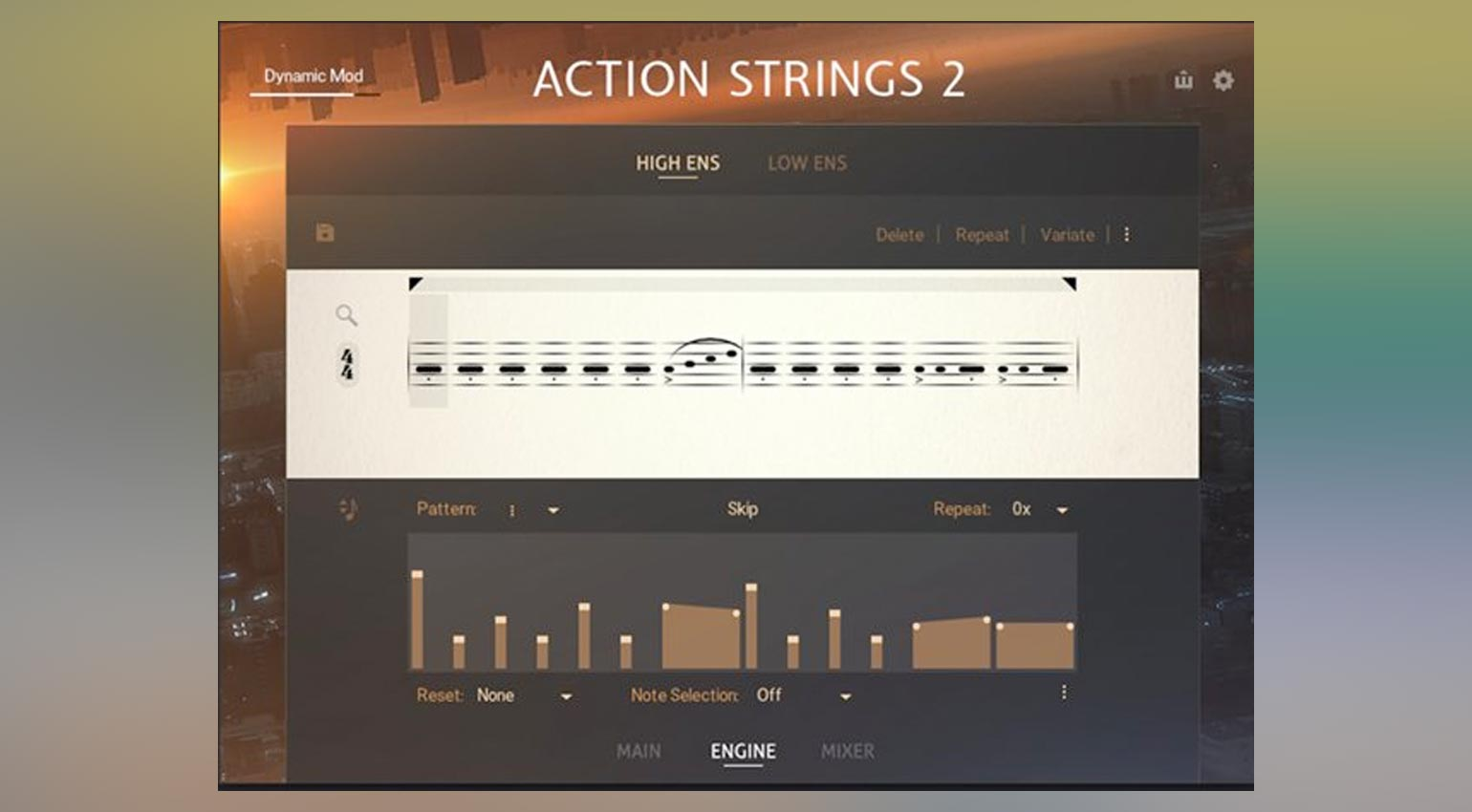 Action Strings 2
