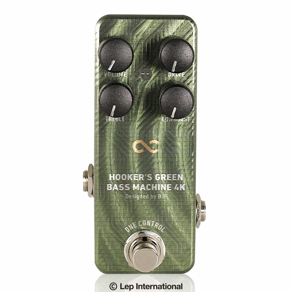One Control Hookers Green Bass Machine 4K