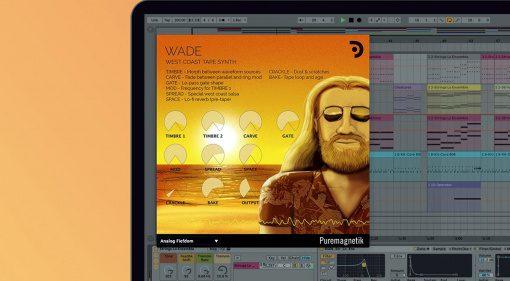 Puremagnetik Wade: West Coast Tape Synthesizer