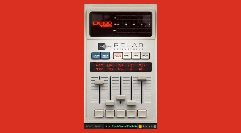 Relab LX480 Essentials
