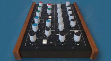 Rocksolid Audio Control Strip 2: Plug-in Hardware Controller im SSL Style