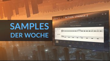 Samples der Woche: Action Strings 2, Strum Guitar, Solo, Nu Guzheng