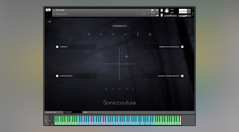 Soniccouture Threnody Strings