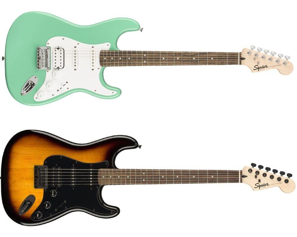 HSS Stratocaster