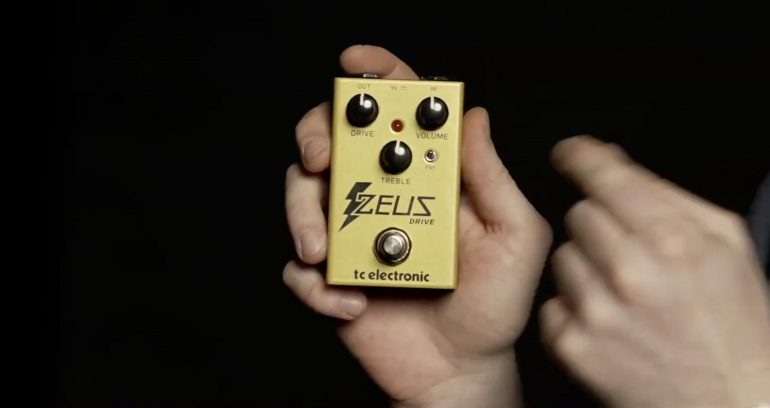 TC Electronic Zeus Drive 1