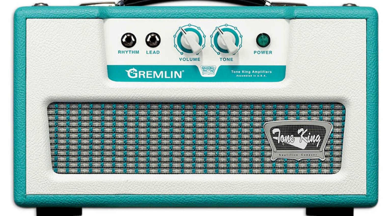 Tone King Gremlin Topteil Turquoise