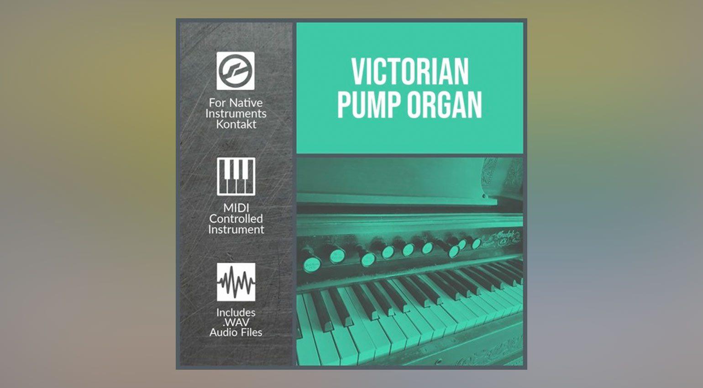 344 Audio Victorian Pump Organ