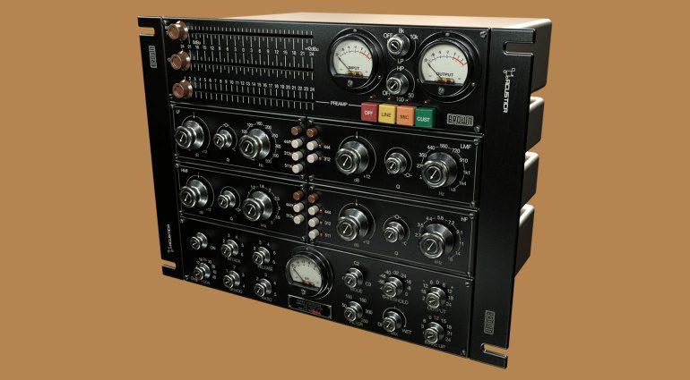 Acustica Audio Brown