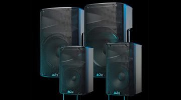 Alto Professional TX3 Series