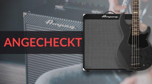 Angecheckt: Ampeg Rocket Bass RB-115 & Yamaha BB734A