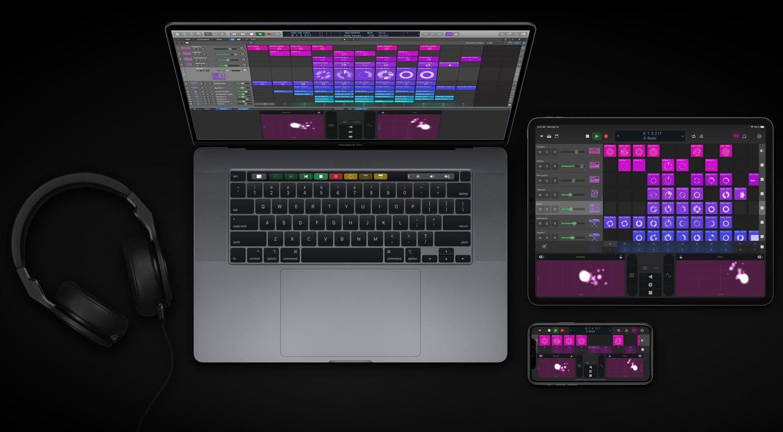 Apple rüstet macOS Montery, iOS 15 und Logic Pro für Spatial Audio