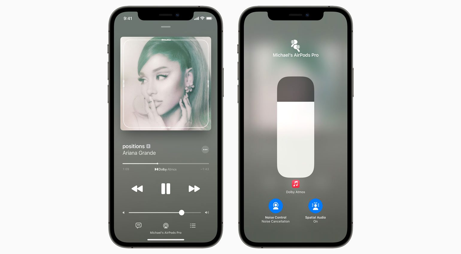Dolby Atmos bei Apple Music