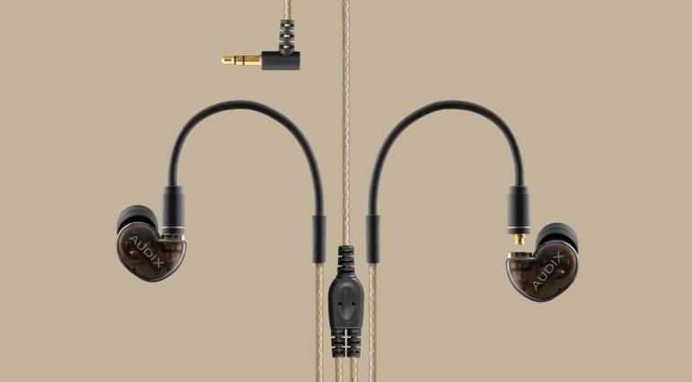 Audix A10 und A10X In-Ear-Kopfhörer