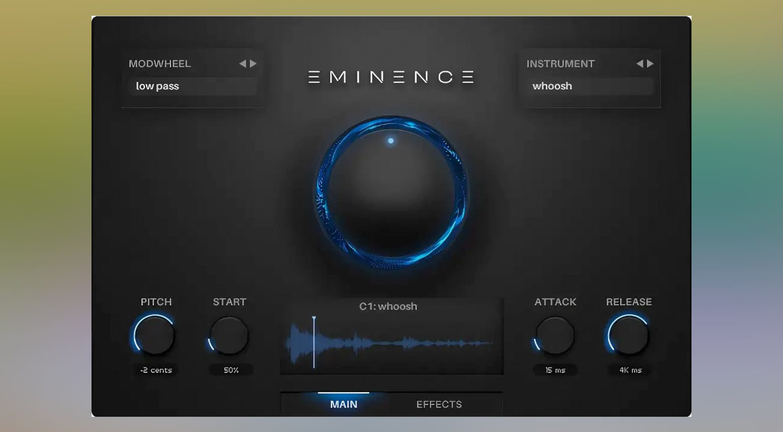 AVA Music Group Eminence