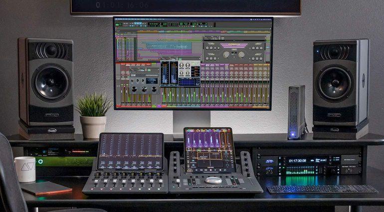 Avid Pro Tools 2021.6