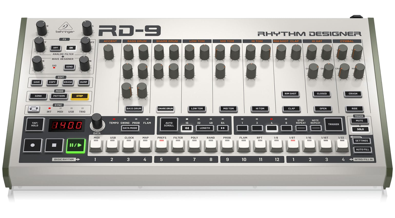 Behringer Rhythm Designer RD-9