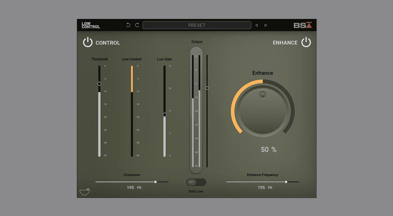 Black Salt Audio Low Control