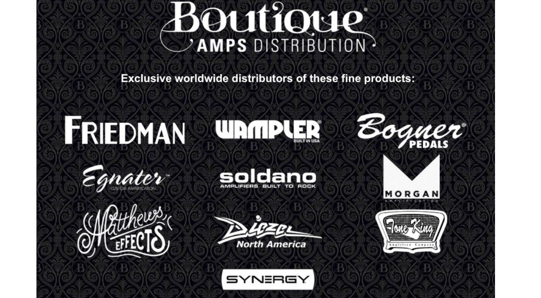 Boutique Amps Distribution Marken