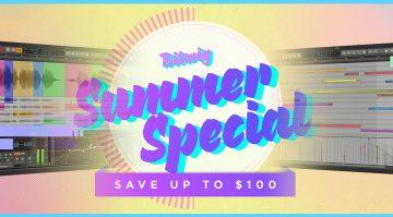 Deal: Bitwig Summer Sale Studio 3 und 16-Track im Angebot!