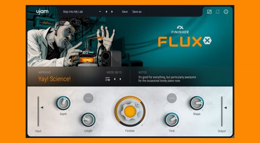 Deal: UJAM Finisher FLUXX mit über 60 % Rabatt und ein Geschenk!