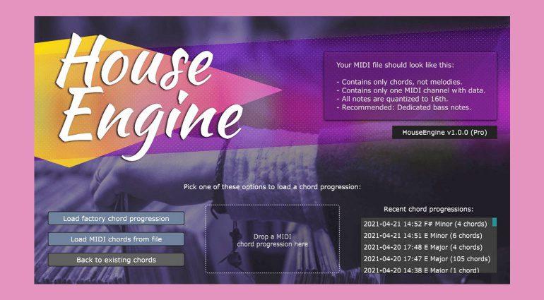 FeelYourSound HouseEngine