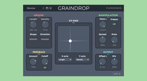 Flowsonics Graindrop