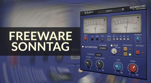 Freeware Sonntag: Simple Chord Detection, GSat+ und Bass Guitar