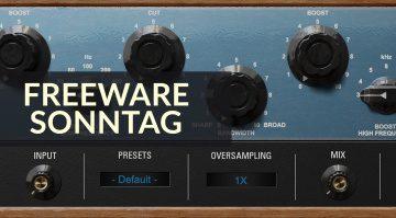 Freeware Sonntag: Warmy EP1A, OctaSine und GDoubler
