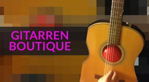 Gitarren Boutique Luftballon Gitarre Banjo