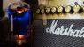Gitarren Verstärker Amp Tubes Röhren Glühen MArshall MG Teaser