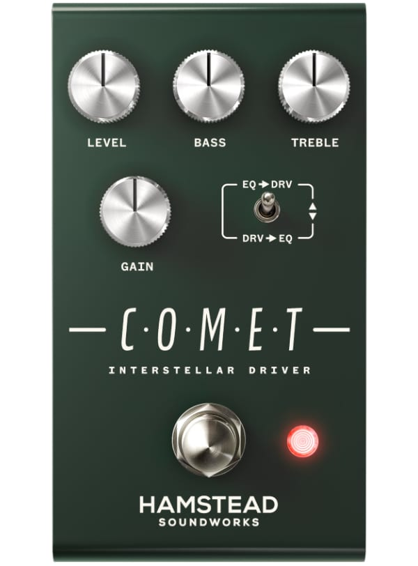 Hamstead-Comet-Interstellar-Driver