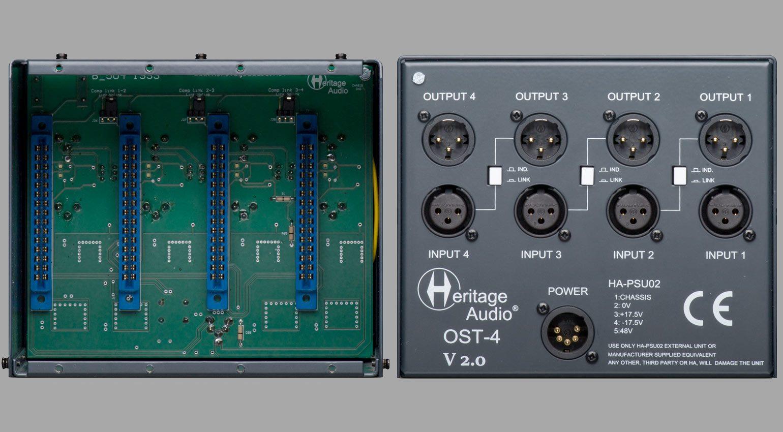 Heritage Audio OST-4 V2