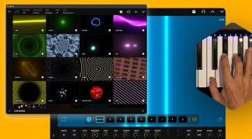 Imaginando VS: Visual Synthesizer für Videokünstler und Livestreamer im Angebot