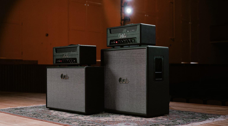 Jimi Hendrix PRS HX Amps Stacks Slant