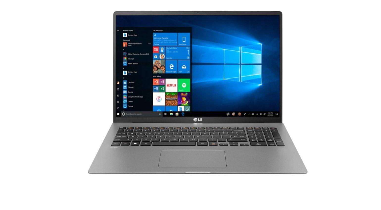 LG gram 17 Zoll Ultralight Notebook