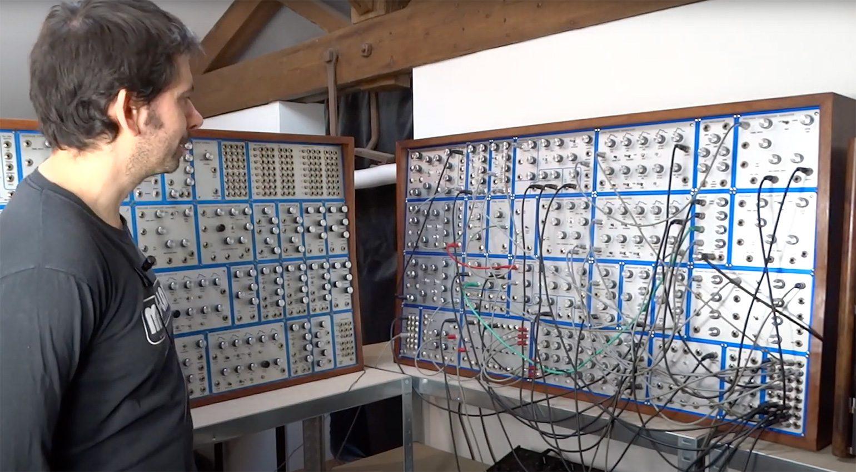 E-mu Modularsysteme von Mos-Lab