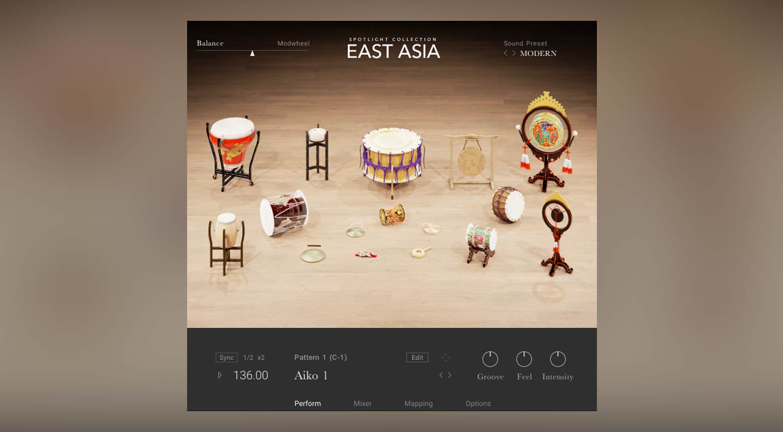 Native Instruments Spotlight Collection: East Asia