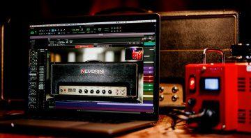 Nembrini Audio MRH159: Marshall Super Lead 1959 Amp Emulation