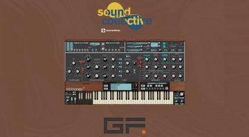 GForce Minimonsta im Novation Sound Collective