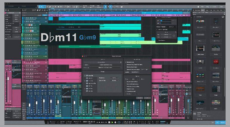 PreSonus Studio One 5.4