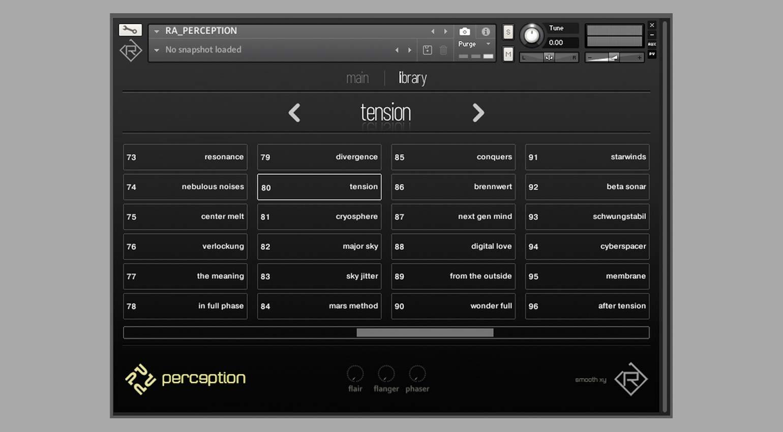 Rigid Audio Perception
