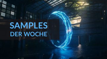 Samples der Woche: Initial Slice, POINTS 2, Eminence, Kawaii Dreams From Mars