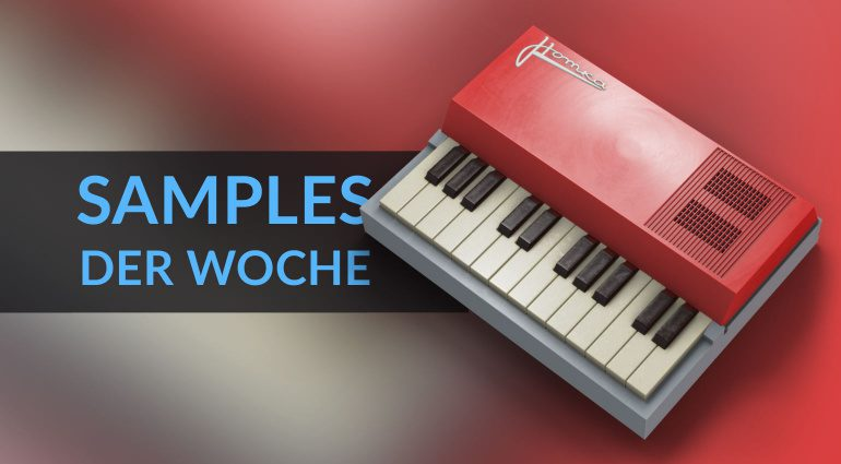 Samples der Woche: Emisynth, Victorian Pump Organ, Deep Element X, The Alpine Project
