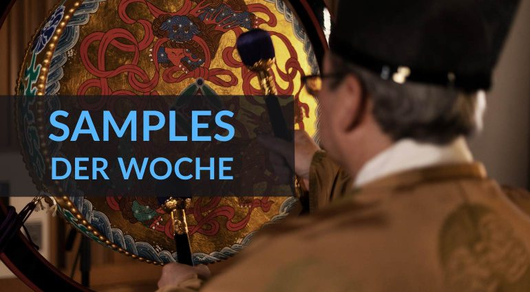 Samples der Woche: Asteroid, Drums, East Asia, Organic Textures