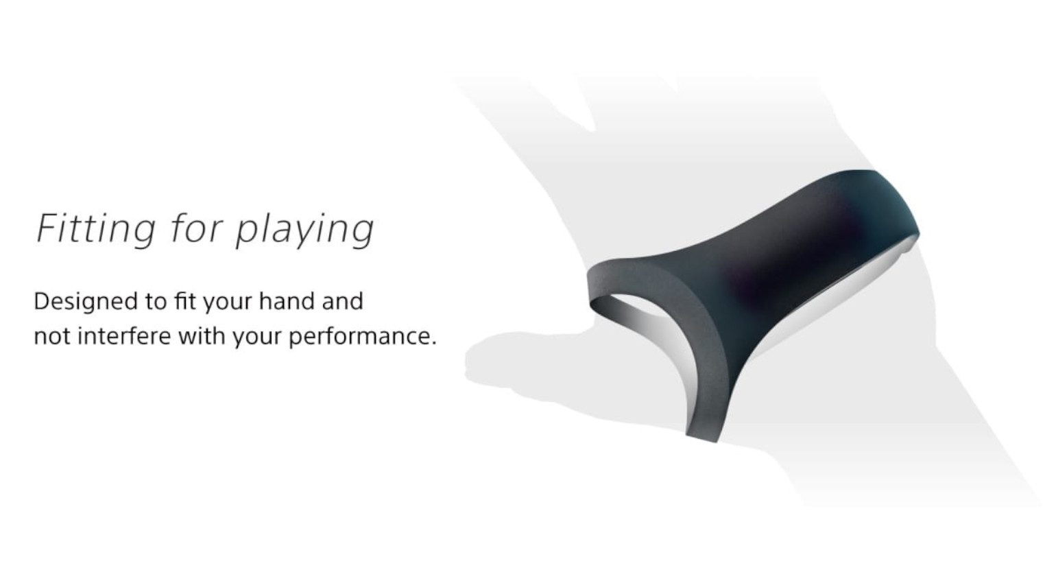 Sony Music Sonic Motion Controller HAnd