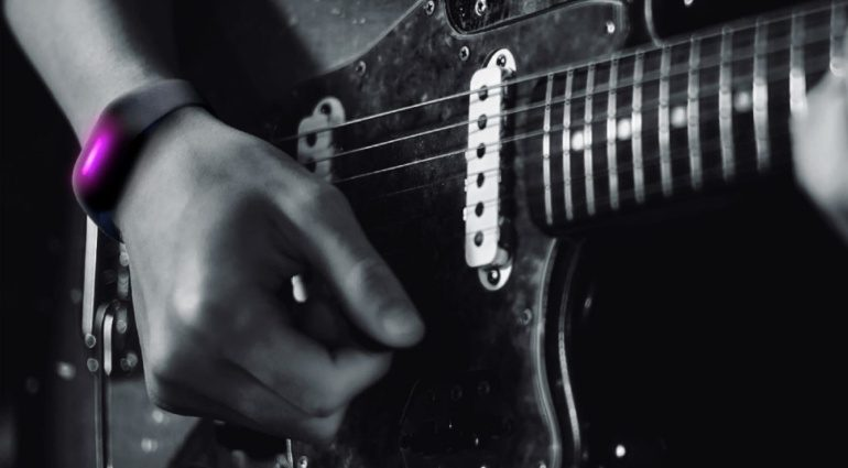 Sony Music Sonic Motion Controller Teaser