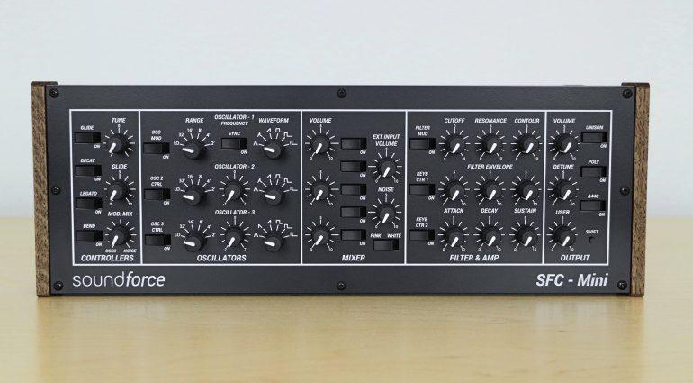 Soundforce SFC Mini V3