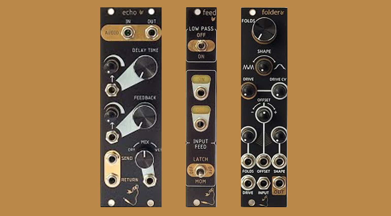 Tenderfoot Electronics Echo, Feed und Folder