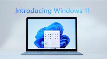 Windows 11 ist da!