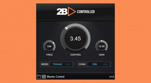 2B Played 2B Controlled: dynamischer Stereo- und Mid/Side Equalizer für 10 €